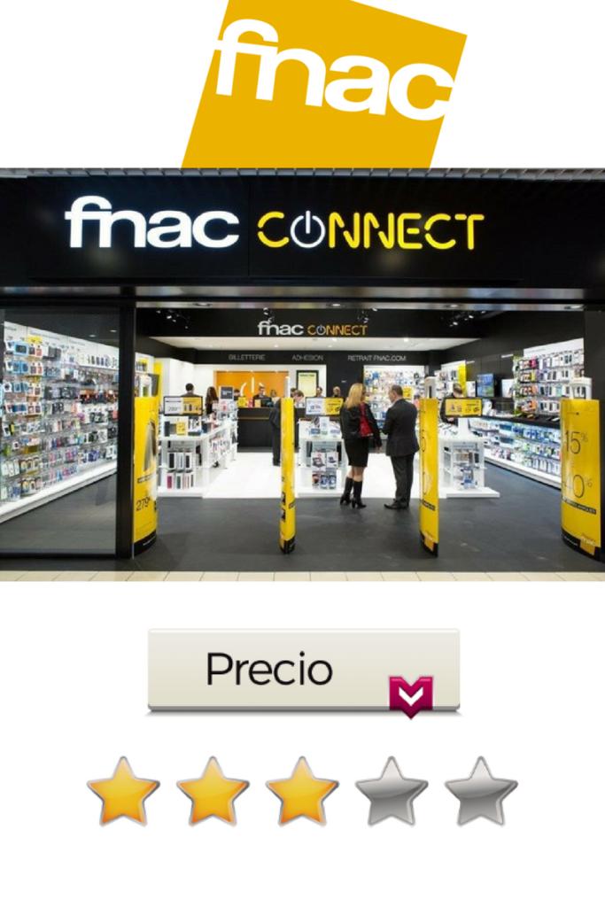 ecommerce review de fnac