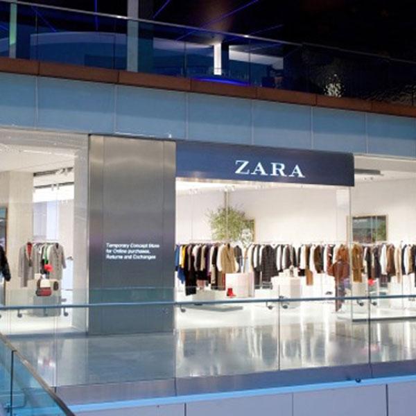 Zara abre en Londres una tienda física solo para pedidos