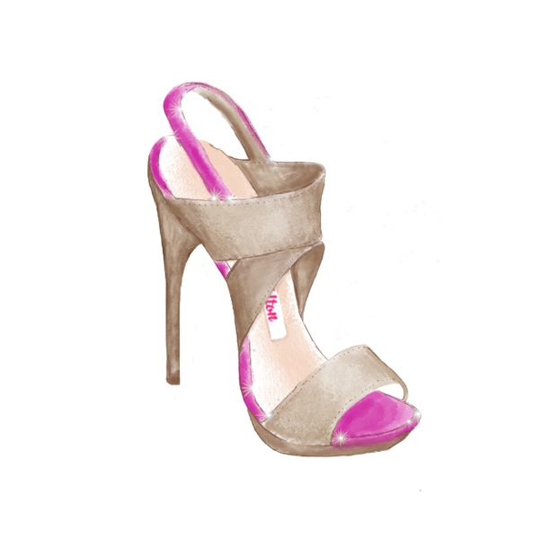 Paris Hilton elige la plataforma online Brandsdistribution.com para lanzar  su primera colección de zapatos en España - Ecommerce News 2f6d60162e421
