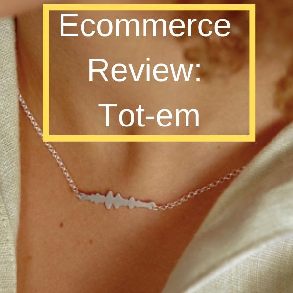 d15f9a42ff9cf Ecommerce Review Tot-em  el poder de las ondas de sonido en el mercado de  las joyas