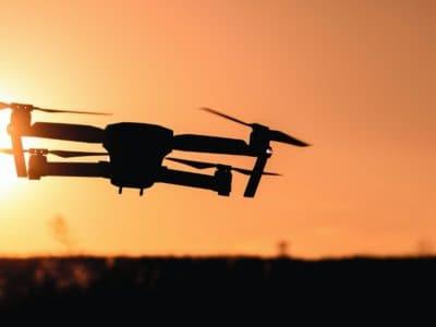 Walmart drones Carolina del Norte